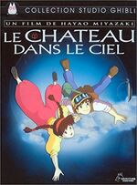 Castle in the Sky French DVD 2