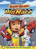 Handy Manny Big Race DVD