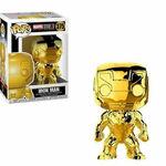 Iron Man MCU 10 Years Gold POP