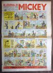 Le journal de mickey juin 1940