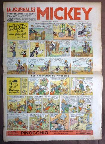 File:Le journal de mickey juin 1940.jpg