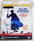 Mary Poppins 2004 AUS DVD