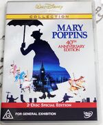 Mary Poppins 2004 AUS DVD