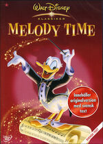 Melody Time Sweden DVD
