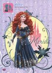 Merida with crown