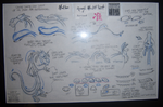Mushu model sheet