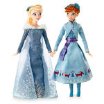 OFA - Anna and Elsa Doll Set