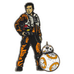 Poe and BB8 Pin