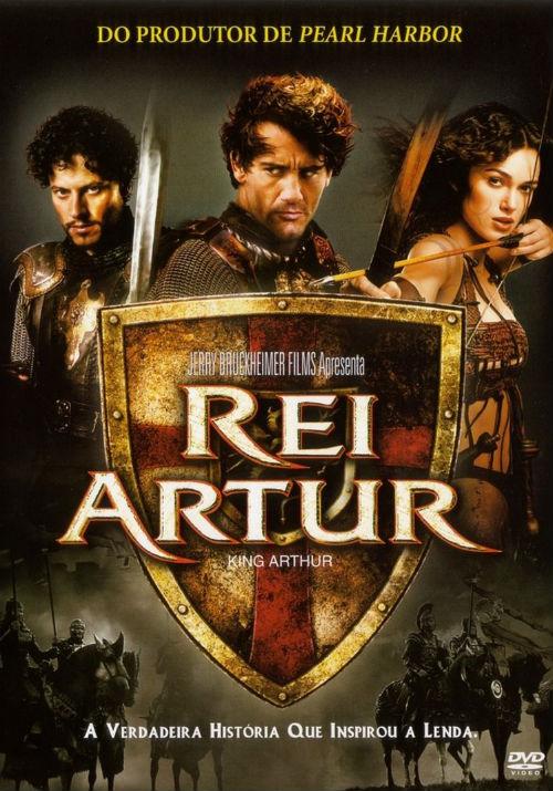 Resultado de imagem para rei arthur poster