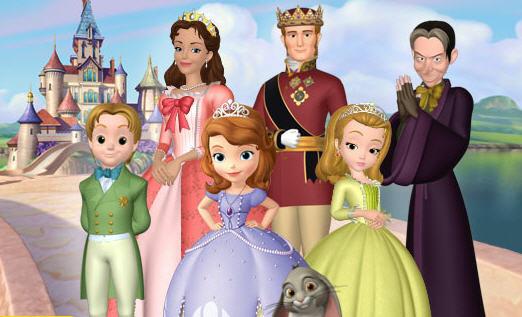 Sofia The First Once Upon A Princess Disney Wiki Fandom Powered