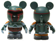 Boba Fett Mickey Toy