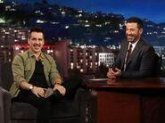 Colin Farrell visits JKL