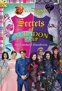 Descendants Secrets of Auradon Prep Cover