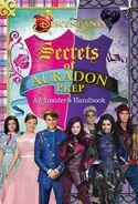 Descendants Secrets of Auradon Prep Cover