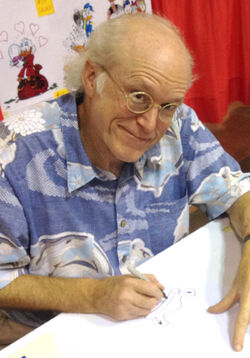Don Rosa MegaCon 2012 Orlando FL