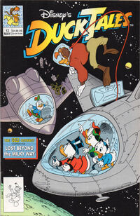 DuckTales DisneyComics issue 12