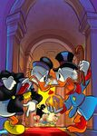 DuckTales Kaboom 3 textless artwork
