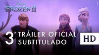 Frozen 2, de Disney – Nuevo tráiler oficial (subtitulado)