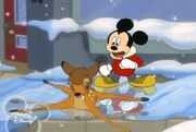 House Of Mouse - Snow Day