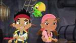 Jake Izzy and Skully - Hideout...It's Hook!