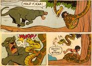 Jungle book disney comic