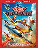 Planes fire & rescue 3D