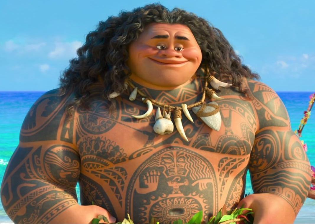 6b9a27be22633 Maui | Disney Wiki | FANDOM powered by Wikia