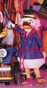 Scrooge at Disney on Ice (1990)