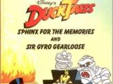 Sphinx for the Memories and Sir Gyro Gearloose