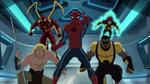 Spider-Man Power Man Ka-Zar Nova USMWW