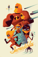 The Incredibles - Poster