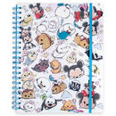 A4 Notebook Tsum Tsum