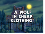 A Wolf in Cheap Clothing