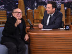 Danny DeVito visits Jimmy Fallon