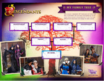 Descendants Themed Activities 4