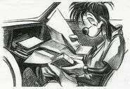 Disney's A Goofy Movie - Storyboard by Andy Gaskill - 6