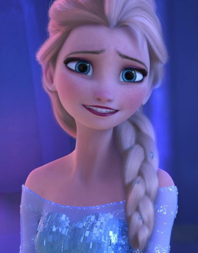 Elsa Disney Wiki Fandom