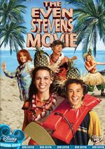 Even Stevens Movie DVD