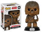Funko POP - TLJ Chewbacca