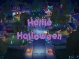 Hallie Halloween