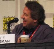 Jeff Bergman SDCC11