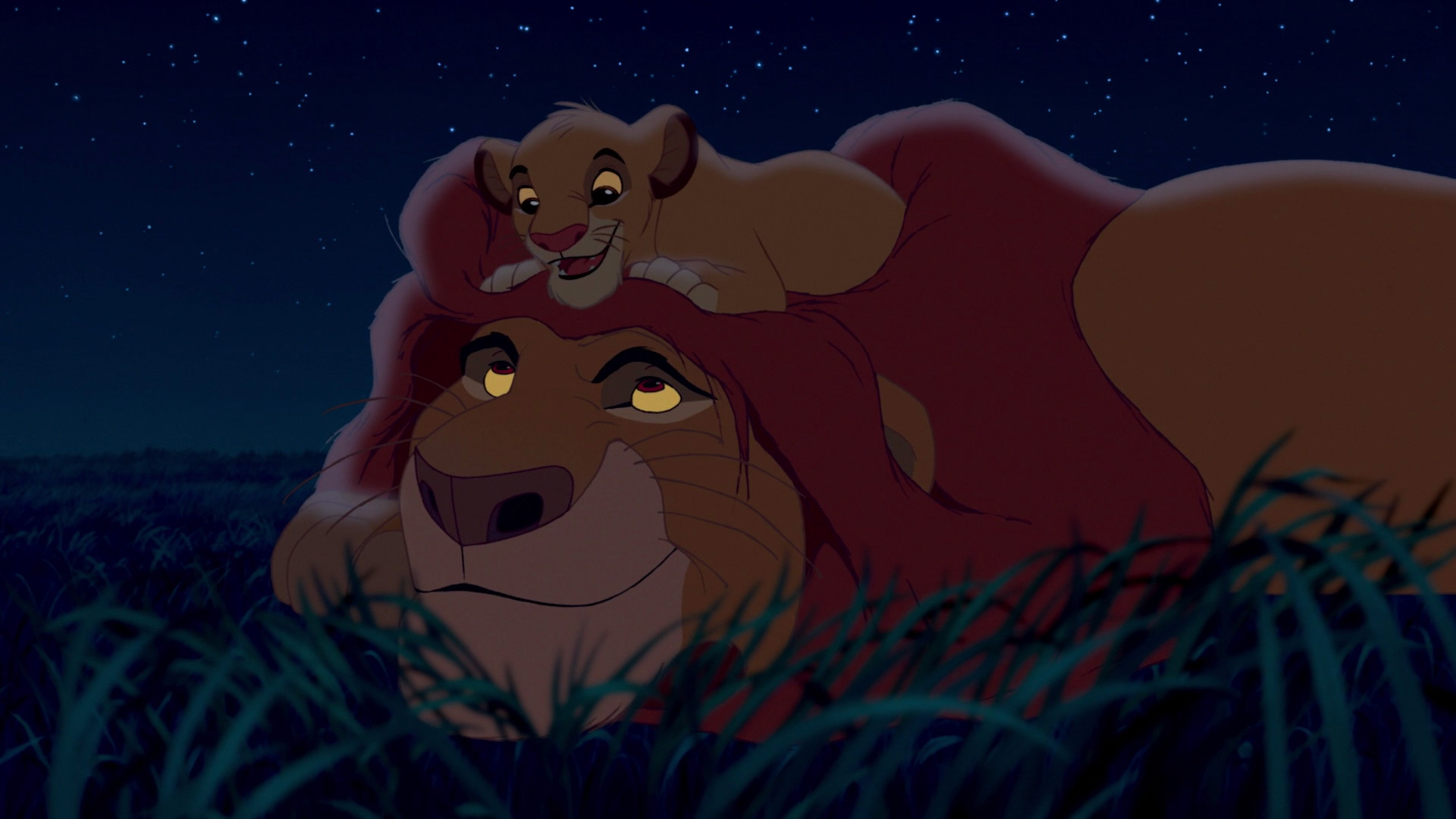 kovu lion king dad