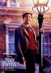 Mary Poppins Returns Jack the Lamplighter Poster