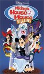 Mickey's House Of Villains VHS