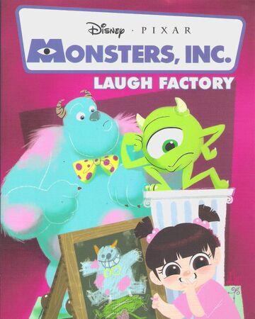 Monsters, Inc. Laugh Factory