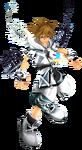 Sora (Final Form) KHII