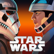 Star Wars Commander Google Play Icon