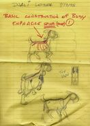 THOND Djali Sketch 1