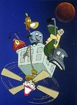 The brave little toaster goes to mars 1997 portrait w858