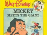Mickey Meets the Giant